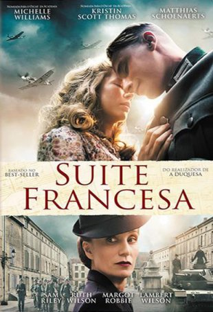 Capa do filme: Suite Francesa