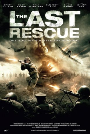 Capa do filme: The Last Rescue