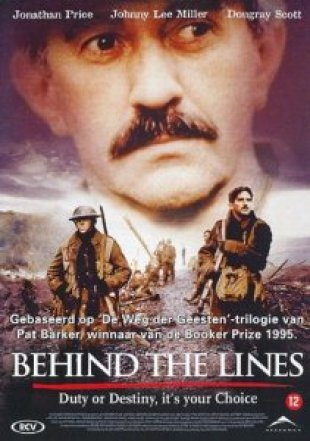 Capa do filme: Behind the Lines