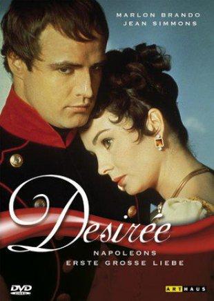 Capa do filme: Désirée, O Amor de Napoleão