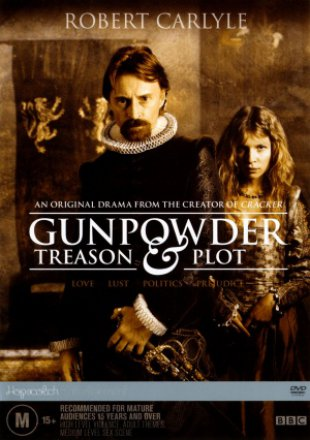 Capa do filme: Gunpowder - Treason And Plot