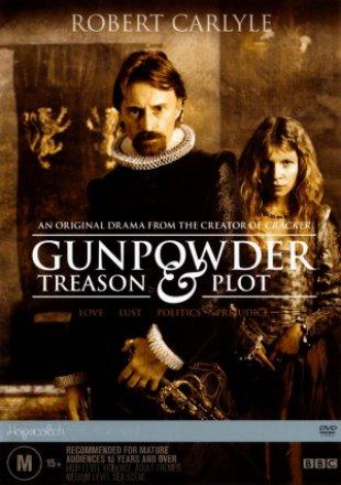 Capa do filme Gunpowder - Treason And Plot (2004)