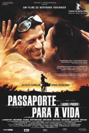 Capa do filme: Passaporte Para a Vida