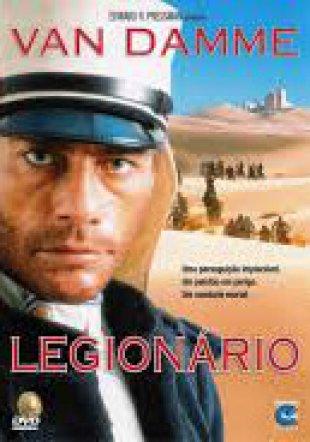 Capa do filme: O Legionário