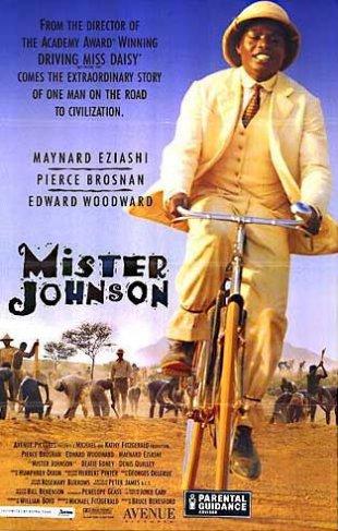 Capa do filme: Senhor Johnson