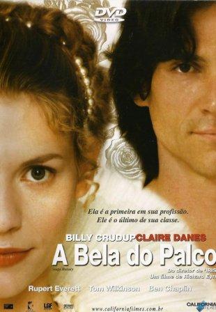 Capa do filme: A Bela do Palco