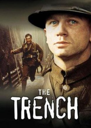 Capa do filme: A Trincheira