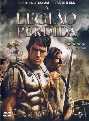 Capa do filme: A Legião Perdida