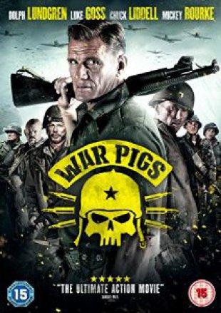 Capa do filme: Marcas da Guerra