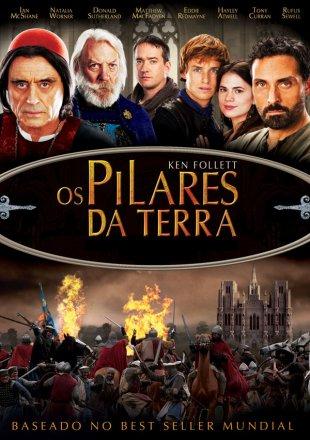 Capa do filme: Os Pilares da Terra