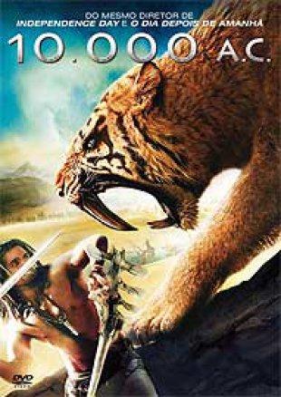 Capa do filme: 10.000 A.C.