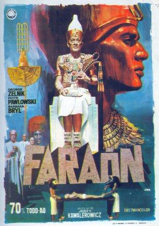 Capa do filme: Faraó