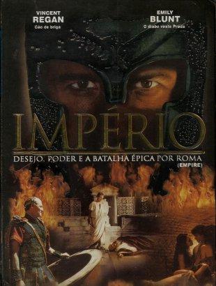 Capa do filme: Império