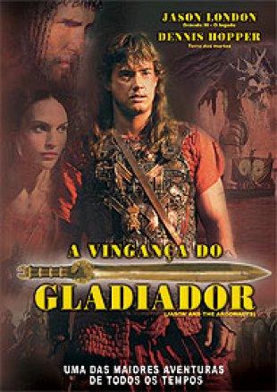 Capa do filme: A Vingança do Gladiador