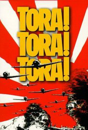 Capa do filme: Tora! Tora! Tora!