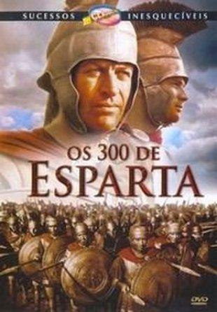 Capa do filme: Os 300 de Esparta