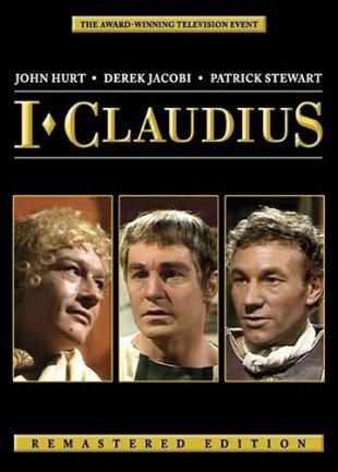 Capa do filme: Eu, Cláudio