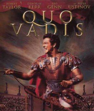 Capa do filme: Quo Vadis
