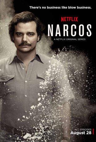 Capa do filme: Narcos
