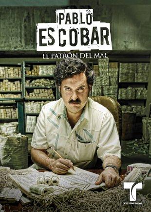 Capa do filme: Pablo Escobar: O Senhor do Tráfico