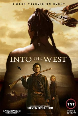 Capa do filme: Into the West