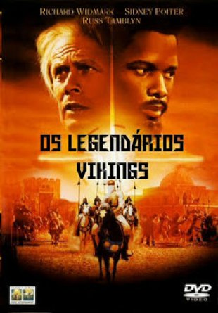 Capa do filme: Os Legendários Vikings