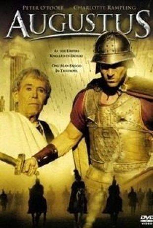 Capa do filme: Augustus - O Primeiro Imperador