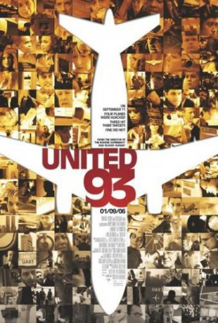 Capa do filme: Vôo United 93