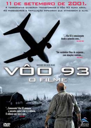 Capa do filme: Vôo 93