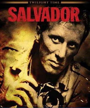 Capa do filme: Salvador - O Martírio de um Povo