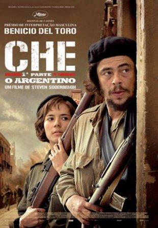 Capa do filme: Che: O Argentino