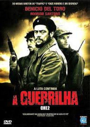 Capa do filme: Che 2: A Guerrilha