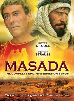 Capa do filme: Masada