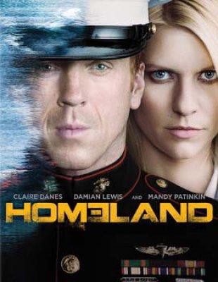 Capa do filme: Homeland - Segurança Nacional
