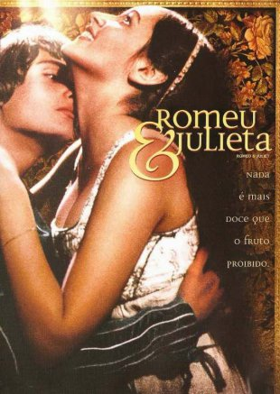 Capa do filme: Romeu e Julieta