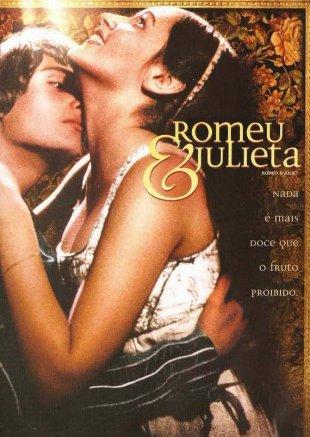 Capa do filme: Romeu e Julieta