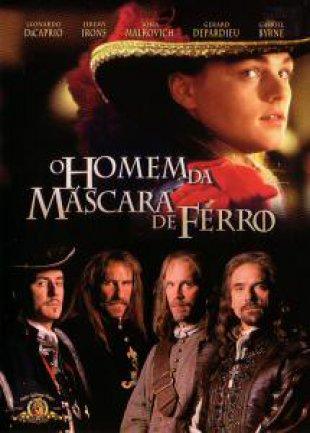 Capa do filme: O Homem da Máscara de Ferro