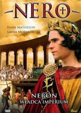Capa do filme: Nero - O declínio do Império