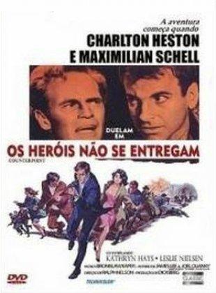 Capa do filme: Os Heróis não Se Entregam