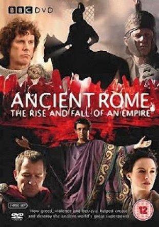 Capa do filme: Roma Antiga: Ascensão e Queda de um Império