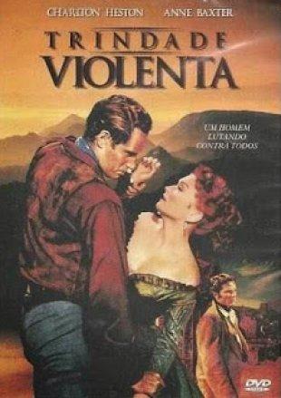 Capa do filme: Trindade Violenta
