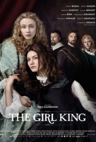Capa do filme: The Girl King