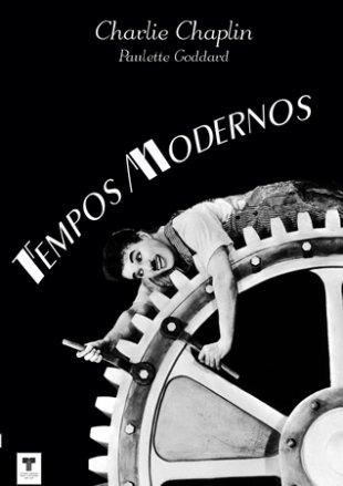 Capa do filme: Os Tempos Modernos