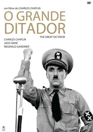 Capa do filme: O Grande Ditador