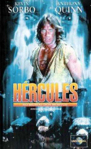 Capa do filme: Hércules no Mundo dos Mortos