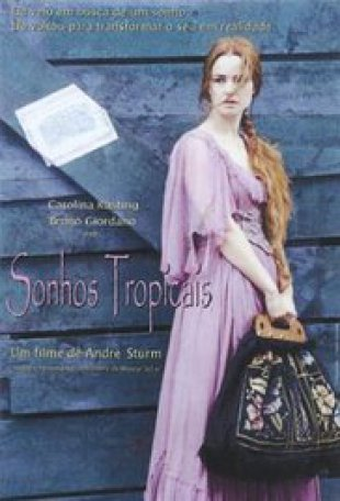 Capa do filme: Sonhos Tropicais