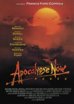 Capa do filme: Apocalypse Now