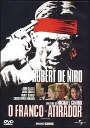Capa do filme: O Franco Atirador