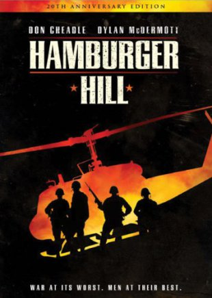 Capa do filme: Hamburger Hill