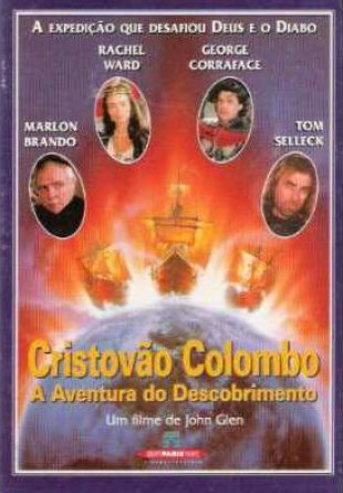 Capa do filme: Cristóvão Colombo - A Aventura do Descobrimento